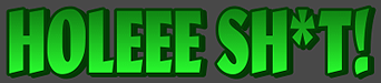 HOLEEE SHIT BANNER
