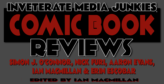 IMJ Comic Book Review 2014 Ian Banner