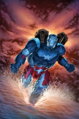 IRON PATRIOT #1 VARIANT A