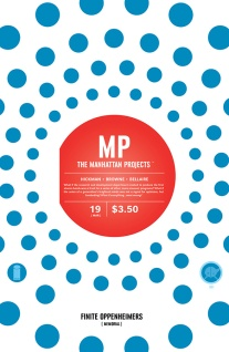 MANHATTAN PROJECTS #19