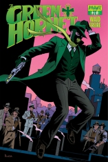 MARK WAIDS THE GREEN HORNET #11