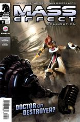 MASS EFFECT FOUNDATION #9