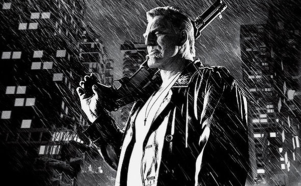Mickey Rourke as Marv Sin City 2