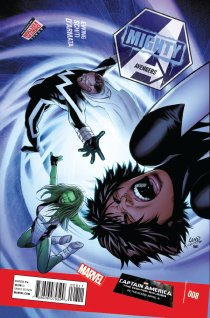 MIGHTY AVENGERS #8