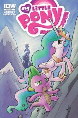 MY LITTLE PONY FRIENDS FOREVER #3 VARIANT