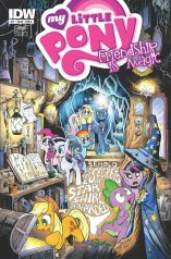 MY LITTLE PONY FRIENDSHIP IS MAGIC #17 COVER A