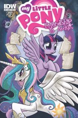 MY LITTLE PONY FRIENDSHIP IS MAGIC #17 COVER B