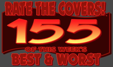 Rate The Covers 155 Covers Combined Logo
