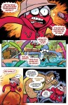 Regular Show Skips #5 Page 1