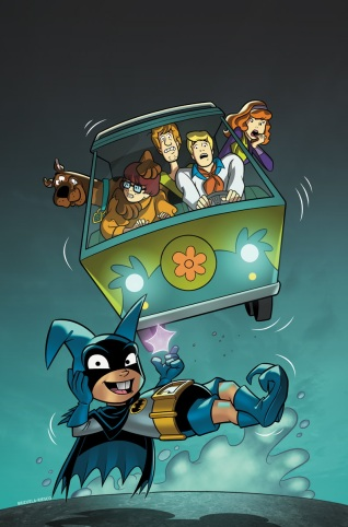 SCOOBY-DOO TEAM-UP #3
