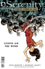 SERENITY LEAVES ON THE WIND #3 JEANTY COVER