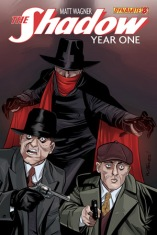 SHADOW YEAR ONE #8 SUB COVER