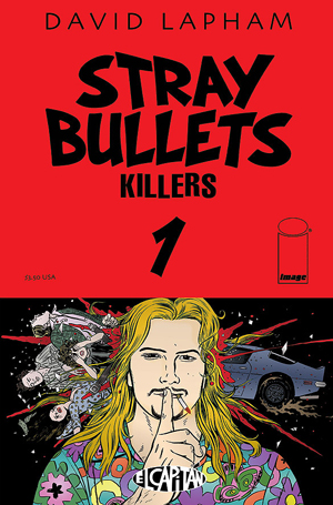Stray Bullets Killers #1