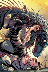 TUROK DINOSAUR HUNTER #3 SEARS COVER