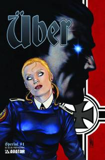 UBER SPECIAL #1 PROPAGANDA POSTER COVER