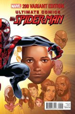ULTIMATE COMICS SPIDER-MAN #200 VARIANT