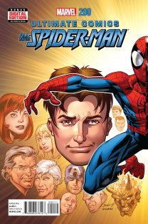 ULTIMATE COMICS SPIDER-MAN #200