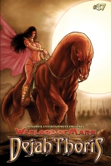 WARLORD OF MARS DEJAH THORIS #37 NEVES COVER