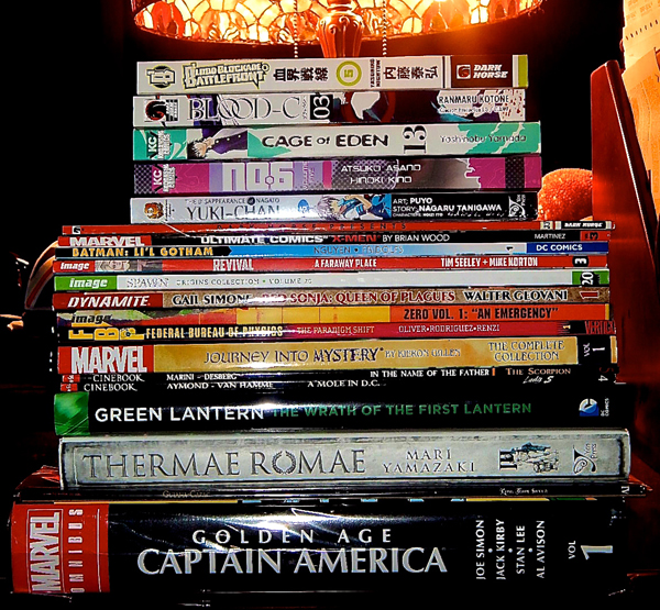 Weekly Stack 2.19.14