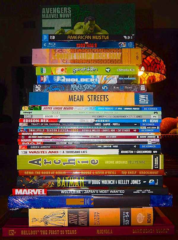 Weekly Stack 3.19.14