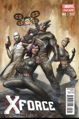 X-FORCE #2 VARIANT