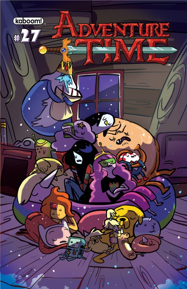 Adventure Time #27 Cover A