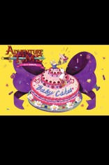 ADVENTURE TIME ANNUAL 2014 COVER A