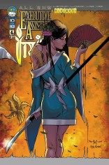 ALL NEW EXECUTIVE ASSISTANT IRIS #4 COVER C