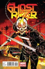 ALL-NEW GHOST RIDER #2 VARIANT A