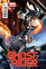 ALL-NEW GHOST RIDER #2 VARIANT B