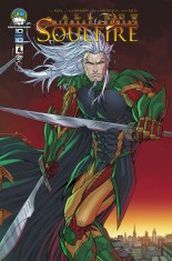 ALL NEW SOULFIRE #4 COVER D