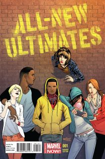 ALL-NEW ULTIMATES #1 VARIANT