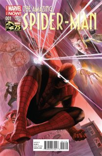 AMAZING SPIDER-MAN #1 VARIANT A