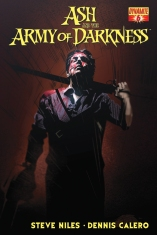 ASH AND THE ARMY OF DARKNESS #6 SUB COVER