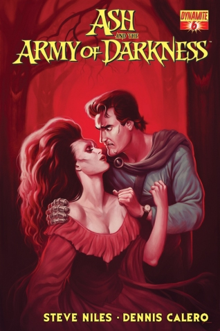 ASH AND THE ARMY OF DARKNESS #6