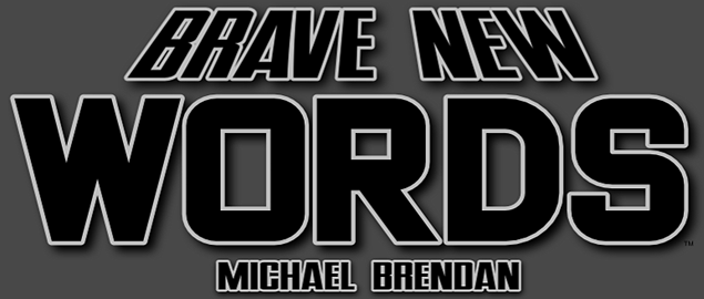 BRAVE NEW WORDS™ Michael Brendan 2014 LOGO FINAL
