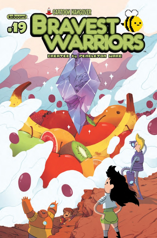 Bravest Warriors #19 Cover A