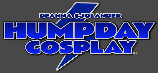 DEANNA SJOLANDER HUMPDAY COSPLAY™ 2014 FINAL FINAL LOGO