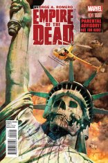 EMPIRE OF THE DEAD ACT ONE #4 VARIANT