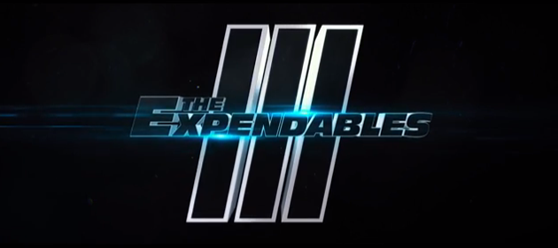 Expendables 3 Banner