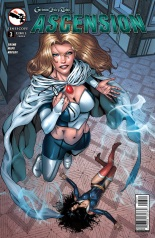 GRIMM FAIRY TALES ASCENSION #3 COVER B