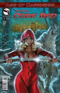 GRIMM FAIRY TALES CODE RED #5 COVER D