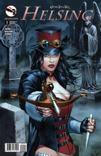 GRIMM FAIRY TALES HELSING #1 COVER A