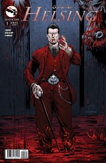 GRIMM FAIRY TALES HELSING #1 COVER B