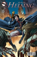 GRIMM FAIRY TALES HELSING #1 COVER C