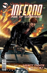 GRIMM FAIRY TALES INFERNO AGE OF DARKNESS ONE-SHOT COVER A