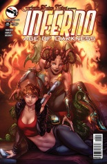 GRIMM FAIRY TALES INFERNO AGE OF DARKNESS ONE-SHOT COVER B