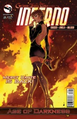 GRIMM FAIRY TALES INFERNO AGE OF DARKNESS ONE-SHOT COVER C