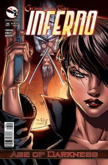 GRIMM FAIRY TALES INFERNO AGE OF DARKNESS ONE-SHOT COVER D
