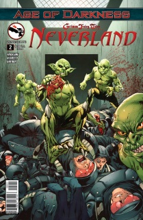 GRIMM FAIRY TALES NEVERLAND AGE OF DARKNESS #2 COVER B